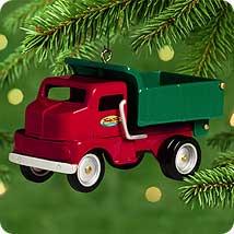2000 Tonka - Dump Truck Hallmark Ornament