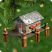 2000 Town And Country #2 - Bait Shop Hallmark Ornament