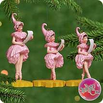 2000 Wizard Of Oz - The Lullabye League Hallmark Ornament