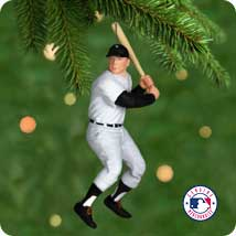 Ballpark Series Hallmark Ornaments