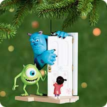 2001 Disney - Monster's Inc. - SDB Hallmark Ornament