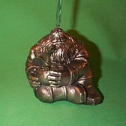 2001 Harry Potter - Hagrid And Norbert The Dragon Hallmark Ornament