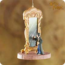 2001 Harry Potter - The Mirror Of Erised - NB Hallmark Ornament