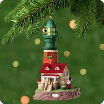 Lighthouses Hallmark Ornaments