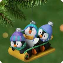 Penguin Pals Hallmark Ornaments