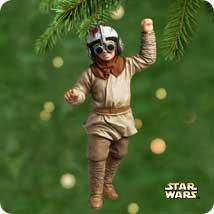2001 Star Wars - Anakin Hallmark Ornament