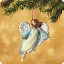 2002 Angel Of Comfort - SDB Hallmark Ornament