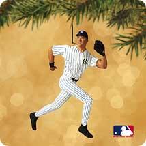 2002 Ballpark #7 - Derek Jeter - SDB Hallmark Ornament