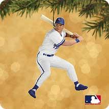 2002 Baseball - George Brett - MNT Hallmark Ornament