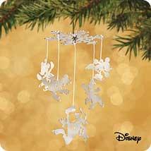2002 Disney - Mickey's Skating Party Hallmark Ornament
