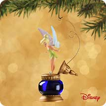 2002 Disney - Tinker Bell Hallmark Ornament