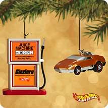 2002 Hot Wheels - Juice Machine - SDB Hallmark Ornament