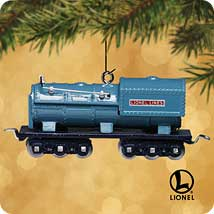 2002 Lionel - Oil Tender Hallmark Ornament