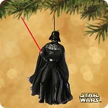 2002 Star Wars #6 - Darth Vader - SDB Hallmark Ornament