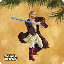 2002 Star Wars - Obi-wan Kenobi Hallmark Ornament