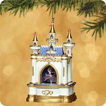 2002 Treasures And Dreams #1 Hallmark Ornament