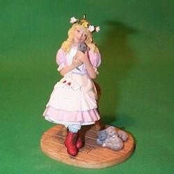 2003 American Girl - Kirsten Hallmark Ornament