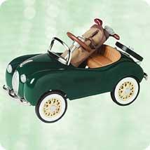 2003 Kiddie Car Classic #10 - 49 Gillham Sport - MNT Hallmark Ornament