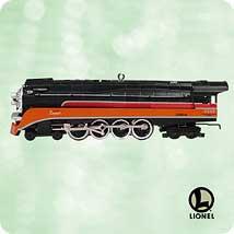 2003 Lionel #8 Hallmark Ornament