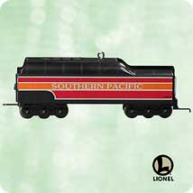 2003 Lionel -  Oil Tender Hallmark Ornament