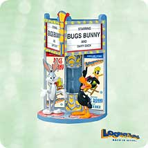 2003 Looney Tunes - Bugs And Daffy Hallmark Ornament