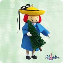 2003 Madeline - SDB Hallmark Ornament