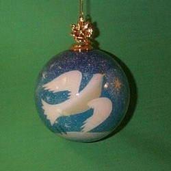 2004 A Wish For Peace - Club Hallmark Ornament