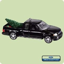 2004 All American Trucks #10 - 2000 Ford F-150 - SDB Hallmark Ornament