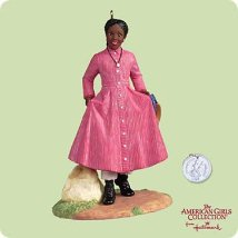 American Girls Hallmark Ornaments
