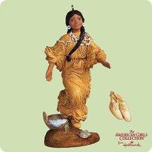 2004 American Girl - Kaya Hallmark Ornament