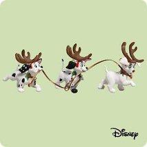 2004 Disney - 102 Dalmations - SDB Hallmark Ornament