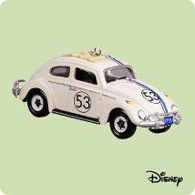 2004 Disney - The Love Bug Hallmark Ornament
