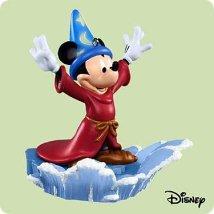 2004 Disney - The Sorcerer's Apprentice Hallmark Ornament