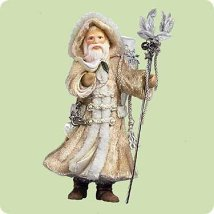 2004 Father Christmas #1 - SDB Hallmark Ornament