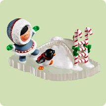 2004 Frosty Friends #25 - NB Hallmark Ornament