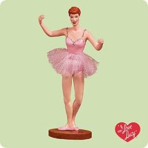 2004 Lucy - The Ballet Hallmark Ornament
