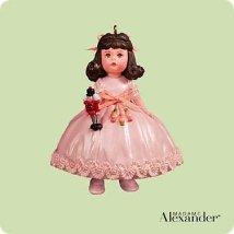 2004 Madame Alexander #9 - Clara - SDB Hallmark Ornament