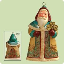 2004 Santas From Around The World - Ireland - MNT Hallmark Ornament
