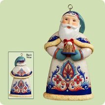 2004 Santas From Around The World - Italy - MNT Hallmark Ornament