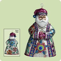 2004 Santas From Around The World - Mexico - MNT Hallmark Ornament