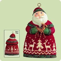2004 Santas From Around The World - Norway - NB Hallmark Ornament
