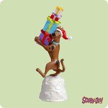 2004 Scooby-doo - Santa Paws Hallmark Ornament
