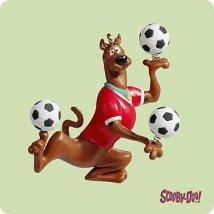 2004 Scooby-doo - Soccer Hallmark Ornament