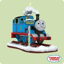 2004 Thomas The Train - Christmas Crossing Hallmark Ornament