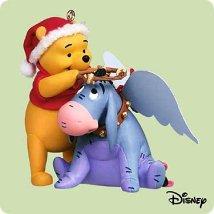 2004 Winnie The Pooh - Wings For Eeyore Hallmark Ornament
