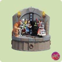 2004 Wizard Of Oz - I'm Melting - DB Hallmark Ornament