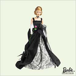 2005 Barbie - Club - Designer Spotlight Hallmark Ornament