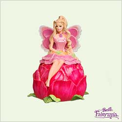 2005 Barbie - Fairytopia Hallmark Ornament