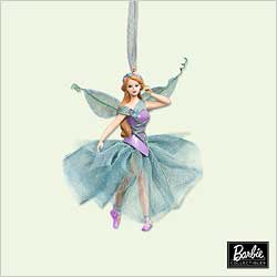 2005 Barbie - Titania Hallmark Ornament