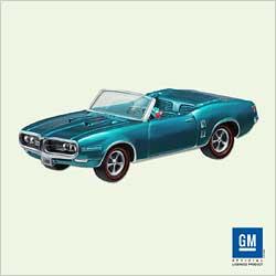 2005 Classic Cars #15 - Firebird Hallmark Ornament